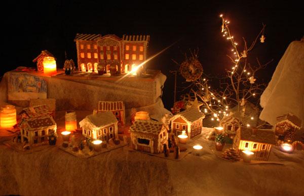 Mézeskalácsváros 2011 december