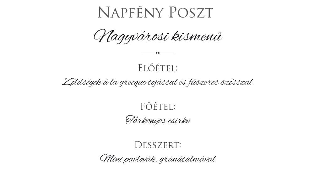 menu kartya pavlova